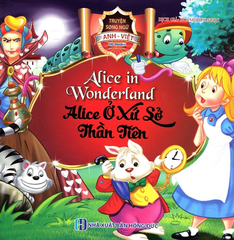 Alice in Wonderland (Alice ở xứ sở thần tiên)