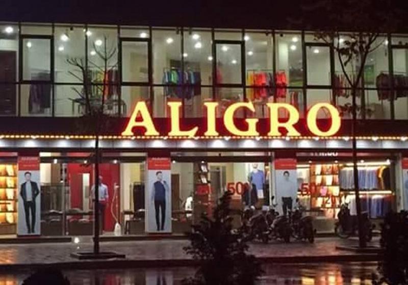 Thương hiệu Aligro