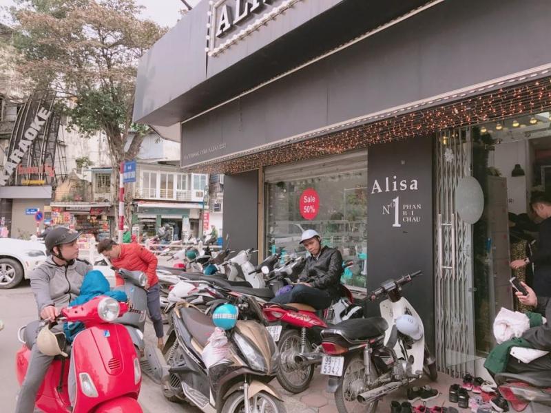 Shop Alisa của Ly Kute ( nguồn facebook Alisa)