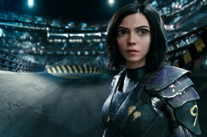Alita: Battle Angel (14/2)