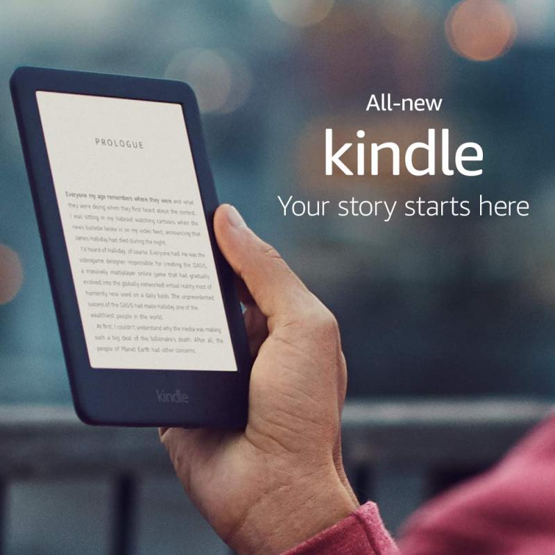 All New Kindle Bản đặc biệt