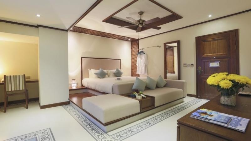 Du khách sẽ cảm nhận được sự thân thuộc như ở nhà, là nơi lý tưởng để có thể thư giãn, nghỉ ngơi