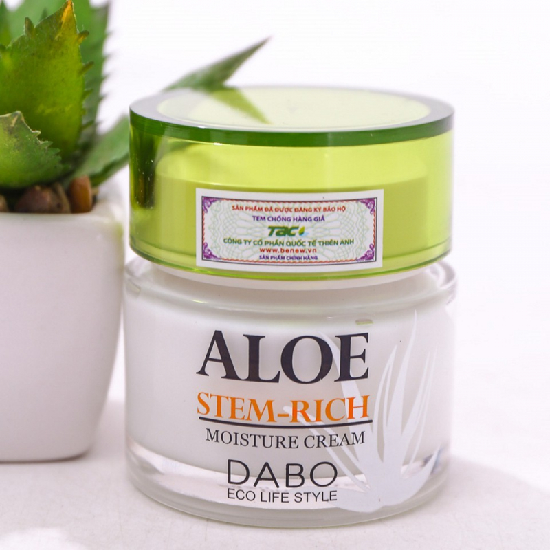 Dabo Aloe Stem-Rich Cream