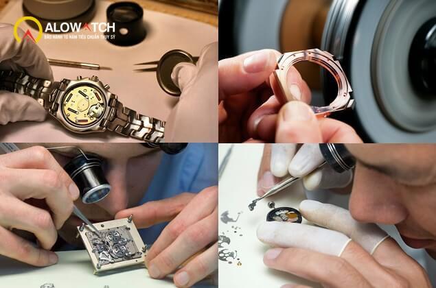 Sửa đồng hồ chuyên nghiệp và uy tín tại Alowatch