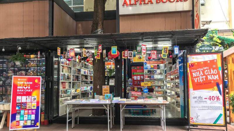 Nhá sách Alphabook