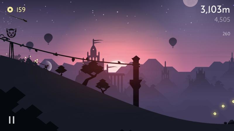 Game mobile Alto's Odyssey