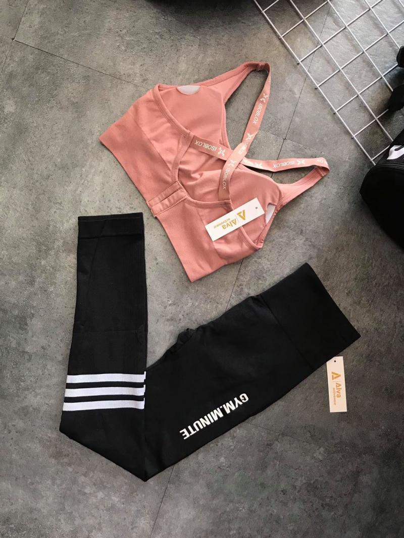Alva activewear Đồ Tập Thể Thao Chuyên Nghiệp Gym,Yoga,Aerobic Hàng VN XK