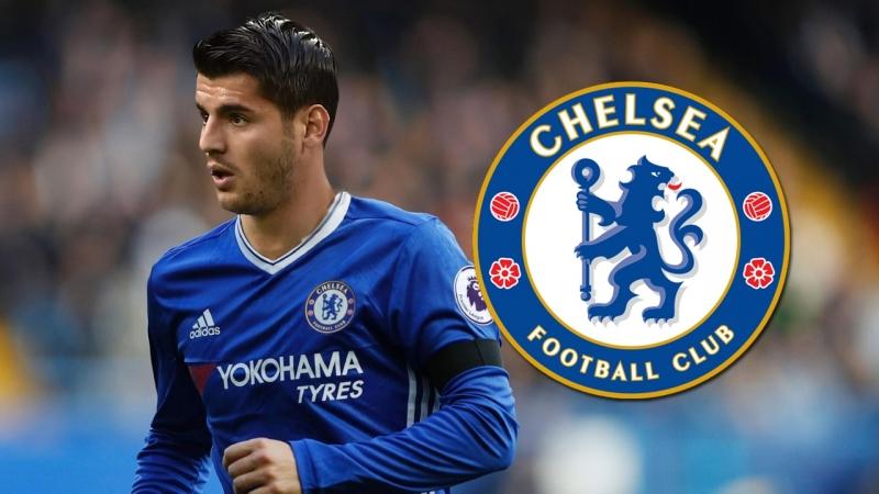 Alvaro Morata đến Chelsea