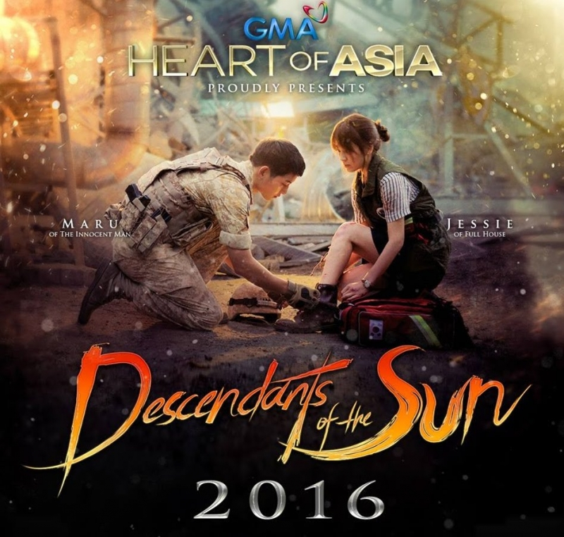 Một bài hát đầy nội lực trong phim Hậu duệ mặt trời