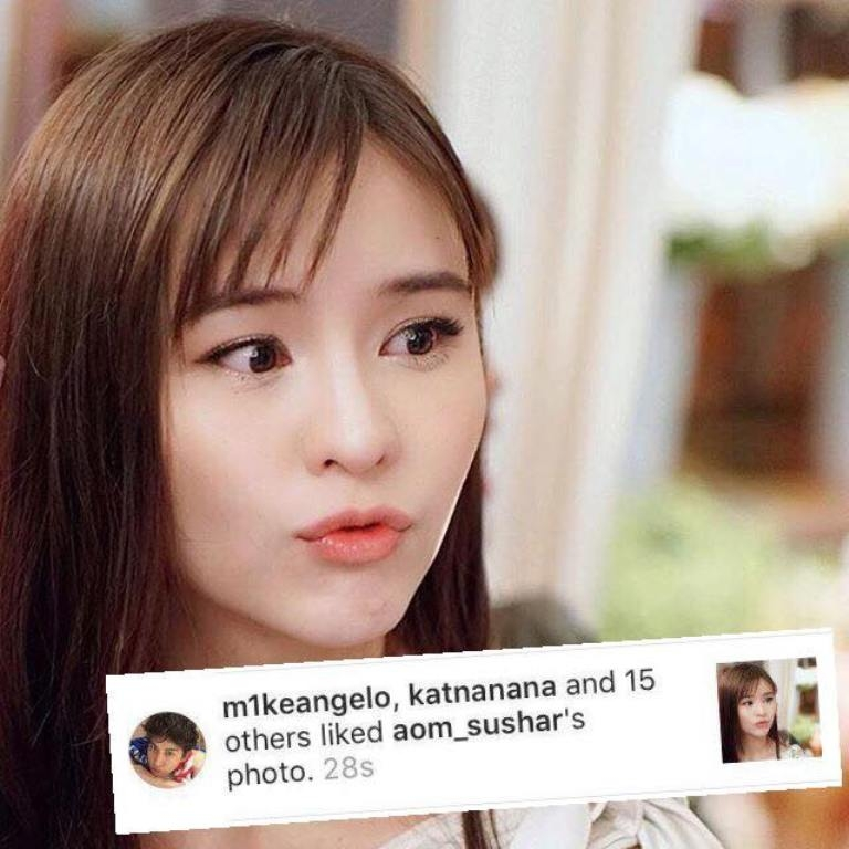 Âm thầm theo dõi nhau trên Instagram