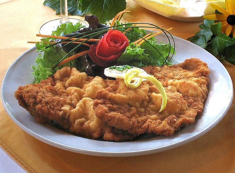 Wiener Schnitzel của Áo