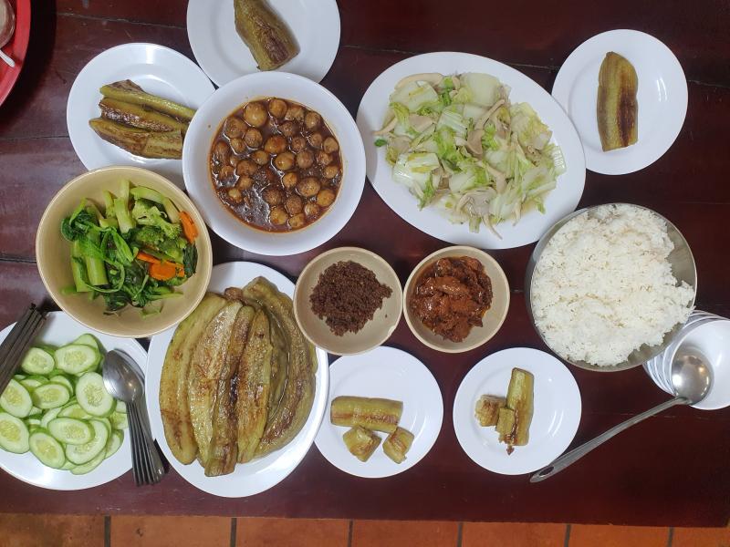 Ẩm Thực Chay Bồ Đề - Nha Trang