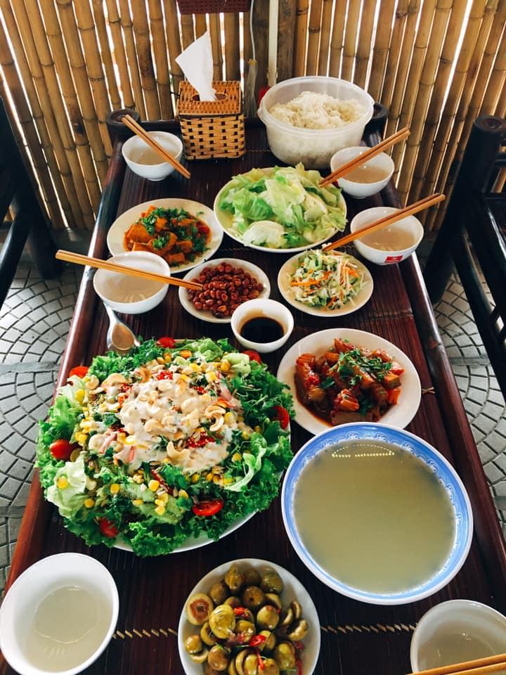 Ẩm thực chay Hương Từ Bi