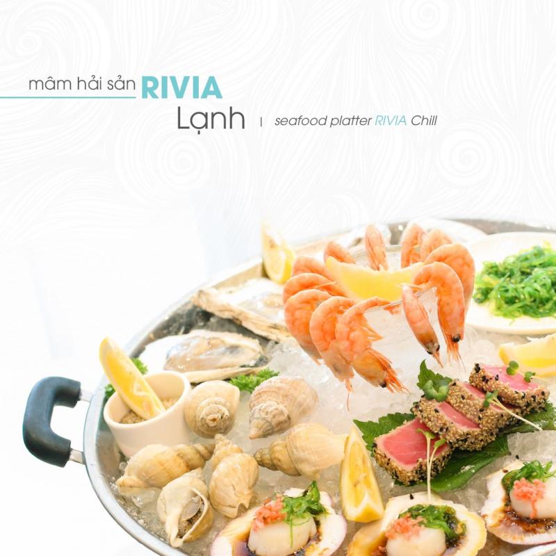 Ẩm thực Hải sản RIVIA