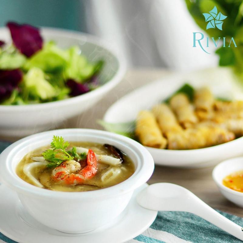 Ẩm thực Hải sản RIVIA – Nguyễn Cư Trinh