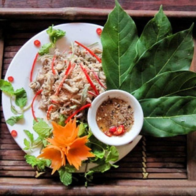 Ẩm thực Hồng Hạc
