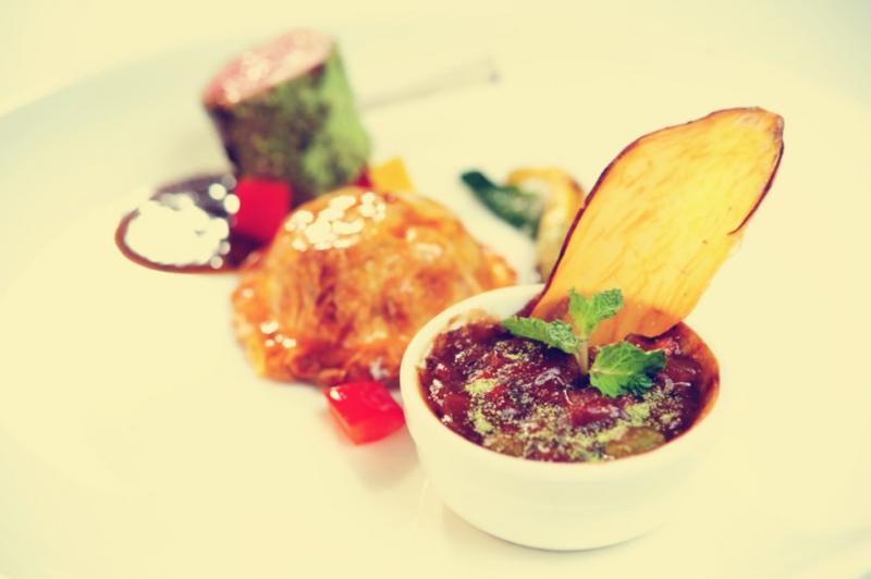 Dòng chảy ẩm thực Âu - Á hội tụ tại nhà hàng Ginger
