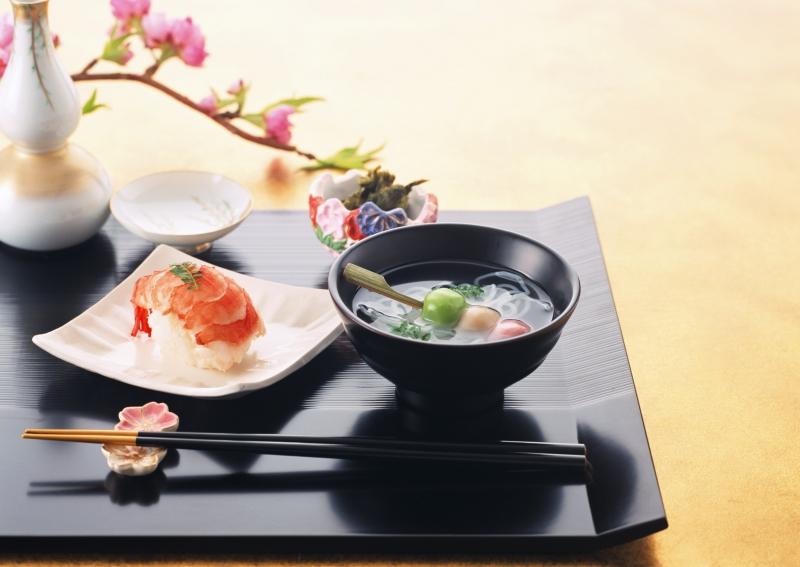Nét đặc sắc của ẩm thực Nhật đến từ sự tinh tế