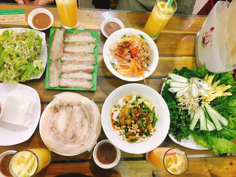 Ẩm thực Trần