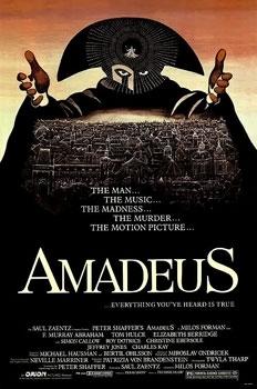 Amadeus - Nhạc sĩ thiên tài Mozart và những bản nhạc bất hủ