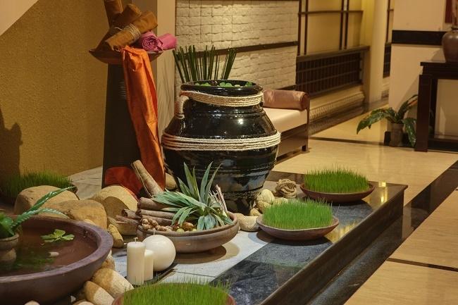 Không gian thực hiện liệu trình giảm béo bằng massage tại Amadora Spa