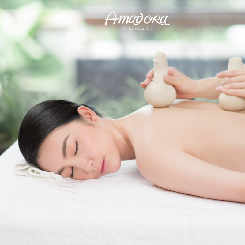 Amadora Wellness & Spa – Vẻ đẹp phương Đông huyền bí