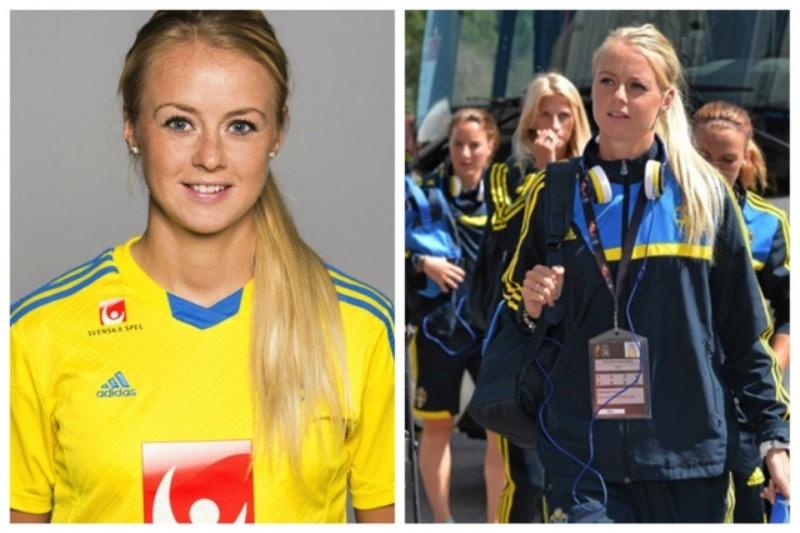 Amanda Ilestedt - Thụy Điển