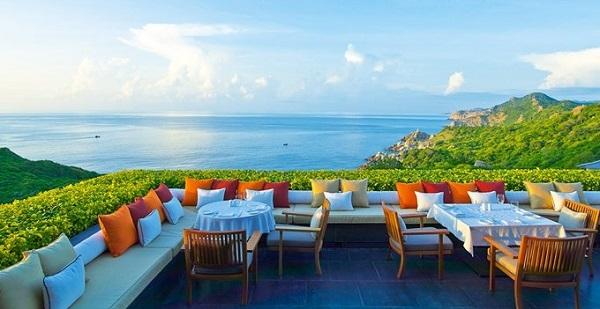 View tuyệt đẹp nhìn từ khu Resort