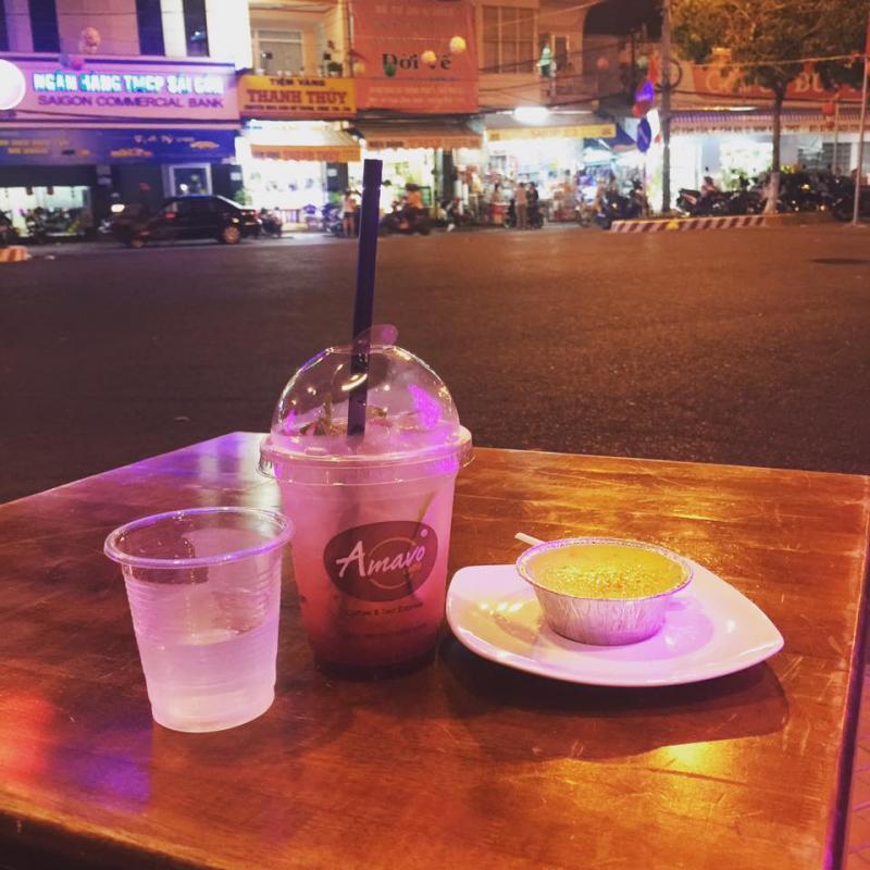Amavo Cafe