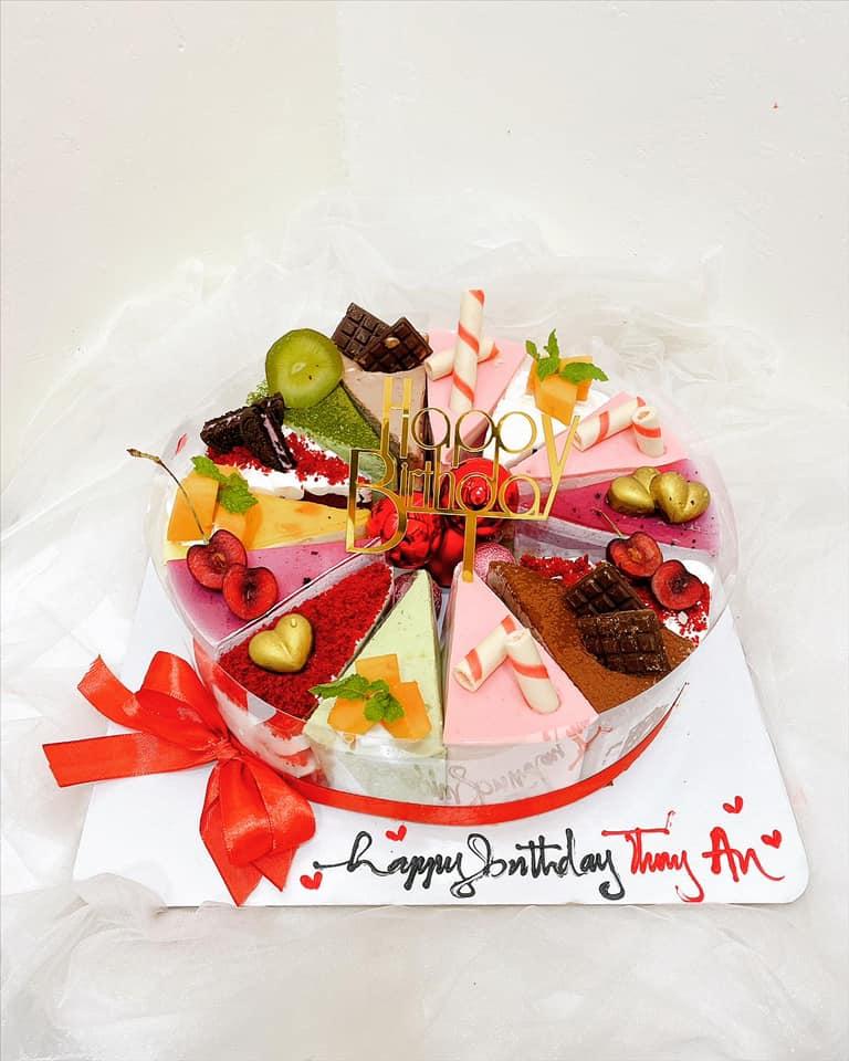 Amber Artist Cake