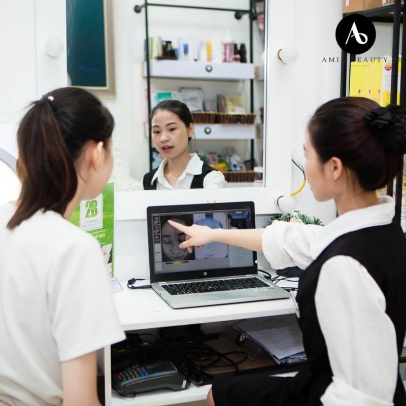 Amia Beauty Center
