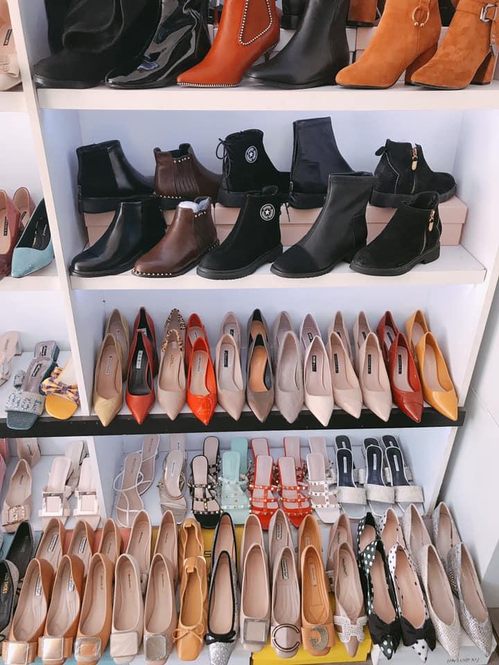 AMY cung cấp đa dạng loại giày khác nhau