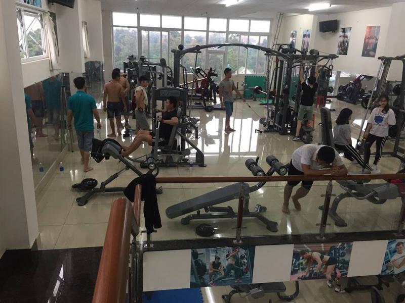 An An fitness