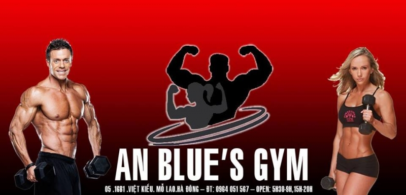 An Blue's Gym