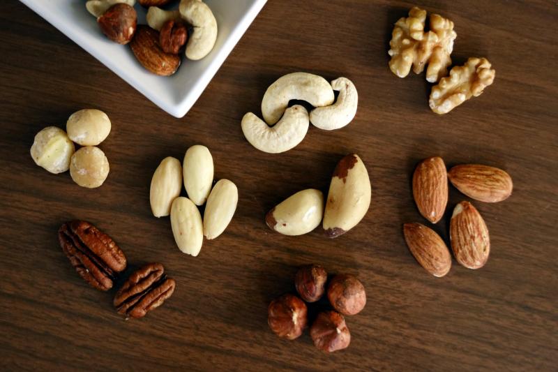 Ăn các loại hạt rất tốt cho sức khỏe