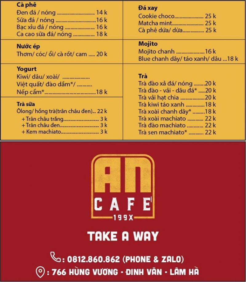 AN café