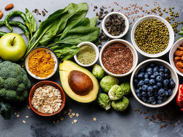 Ăn chay đáp ứng đầy đủ nhu cầu dinh dưỡng