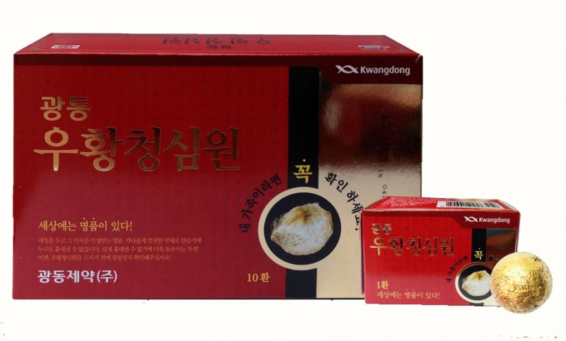 An cung ngưu hoàng Hàn Quốc là sản phẩm hỗ trợ cấp cứu đột quỵ nổi tiếng trong Đông y, bên cạnh đó sản phẩm này còn rất nhiều tác dụng hỗ trợ về sức khỏe cho con người.