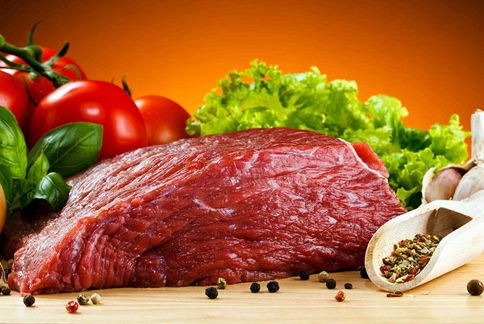 Ăn đạm giúp tăng cường cơ bắp