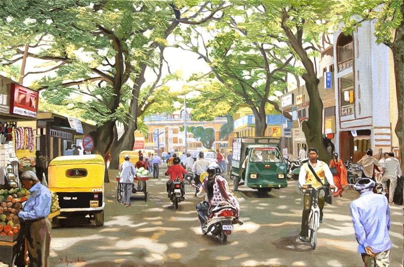 Ấn Độ thu hút khách du lịch một phần là bởi giá sinh hoạt thấp