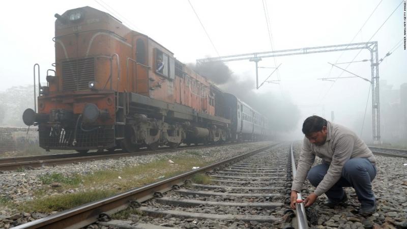 Đường sắt Ấn Độ