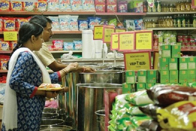 Thị trường bán lẻ Ấn Độ