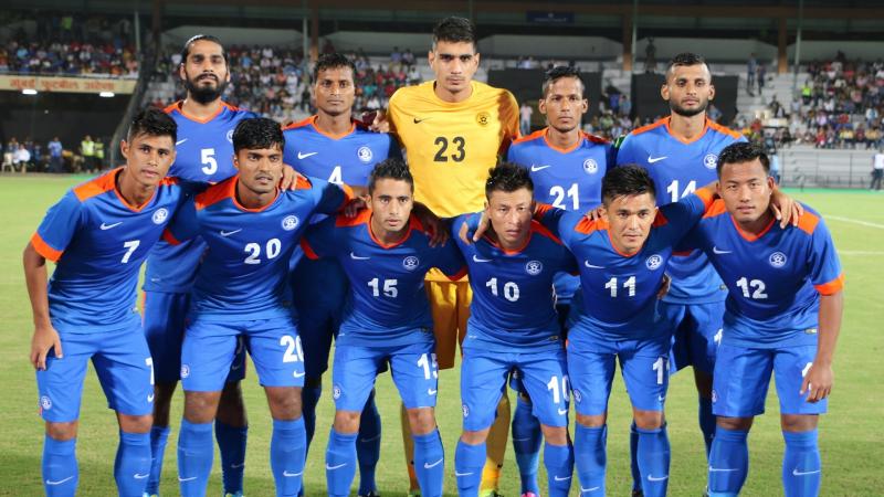 Đội tuyển Ấn Độ