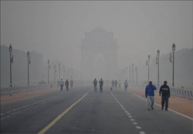 Nền kinh tế Ấn Độ phát triển nhanh chóng và vấn đề ô nhiễm môi trường cũng ngày càng nặng nề hơn.