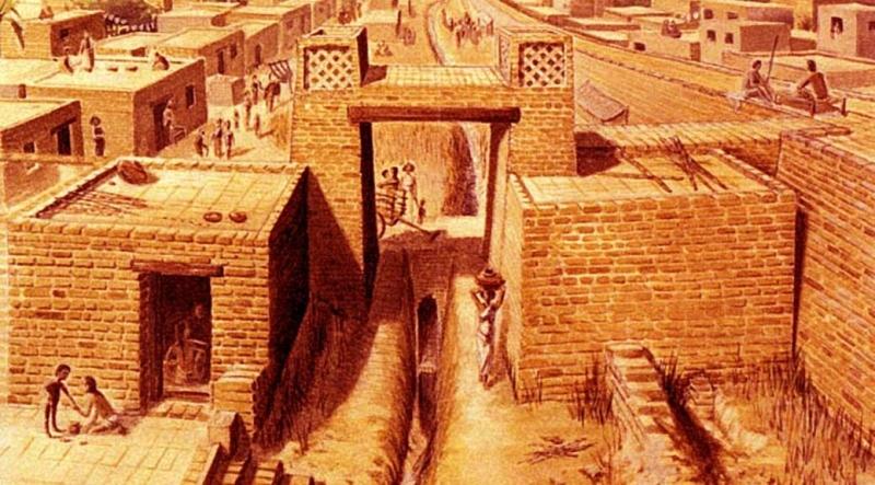 Xã hội Ấn Độ cổ đại