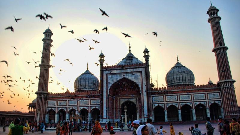 Ấn Độ có số lượng nhà thờ Hồi Giáo lớn nhất