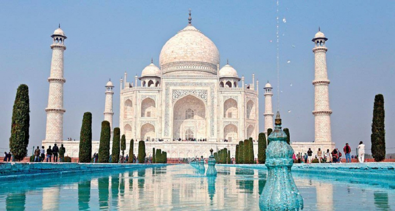 Ấn Độ là quốc gia lớn rộng lớn và đông dân nhất nhì thế giới