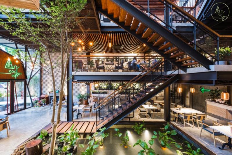 AN' Garden Cafe