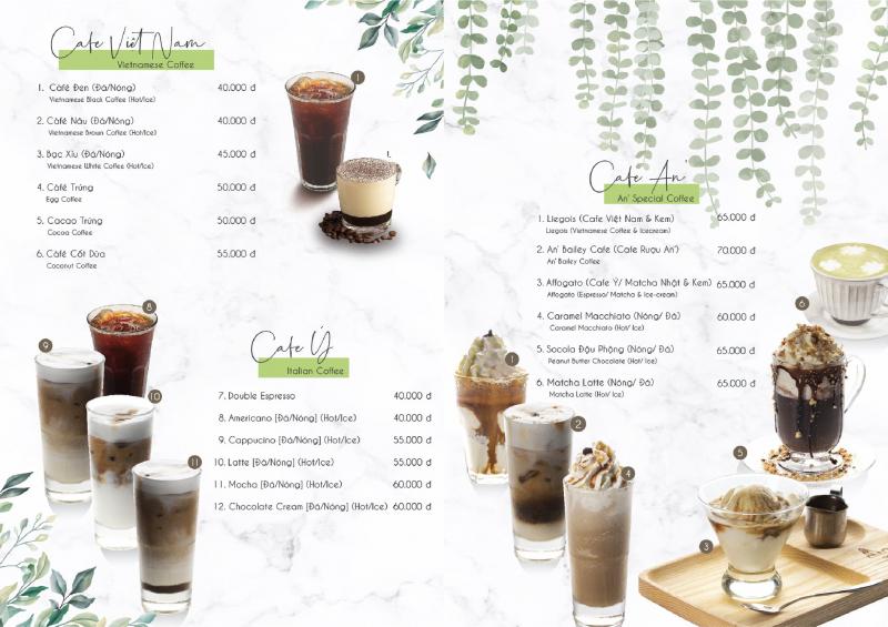 AN' Garden Coffee