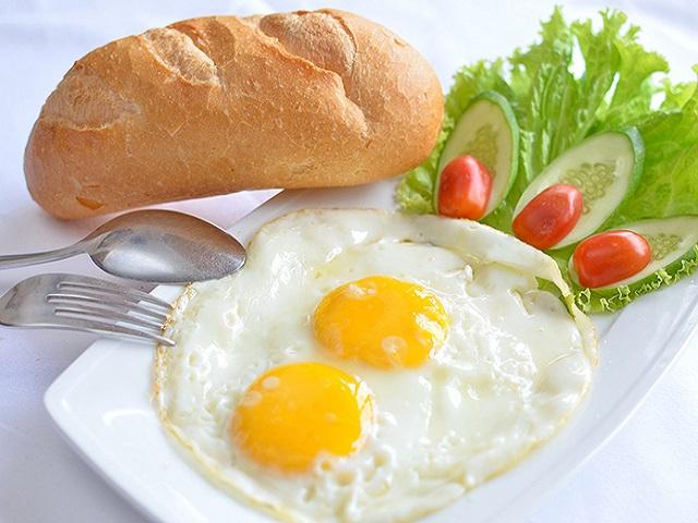 Ăn gì vào buổi sáng?